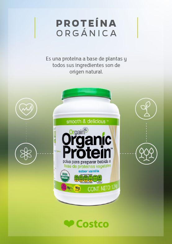 Polvo para preparar bebida a base de proteínas vegetales sabor vainilla. Contiene proteína de germinado de arroz integral orgánico, proteína de chía orgánica, proteína de cáñamo orgánico y fibra orgánica.