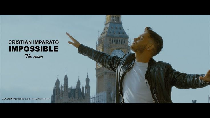 Cristian Imparato - Impossible (James Artur)