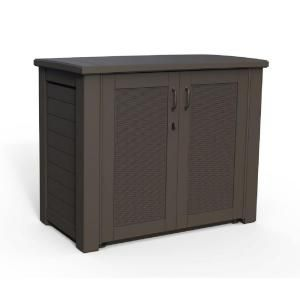 123 gal bridgeport resin patio cabinet home the o jays