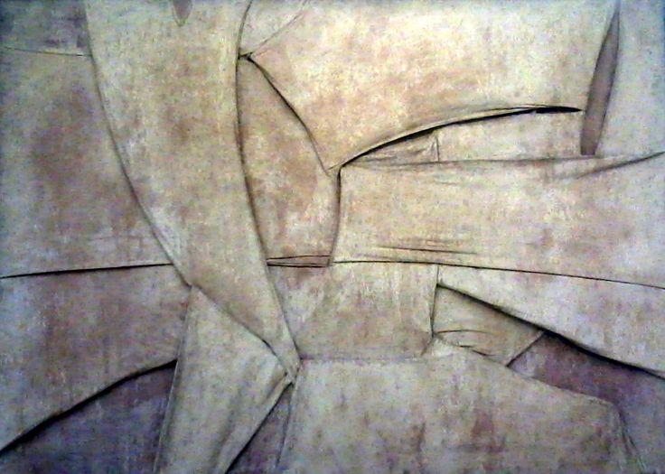Salvatore Scarpitta - Composizione extra-mural n. 5