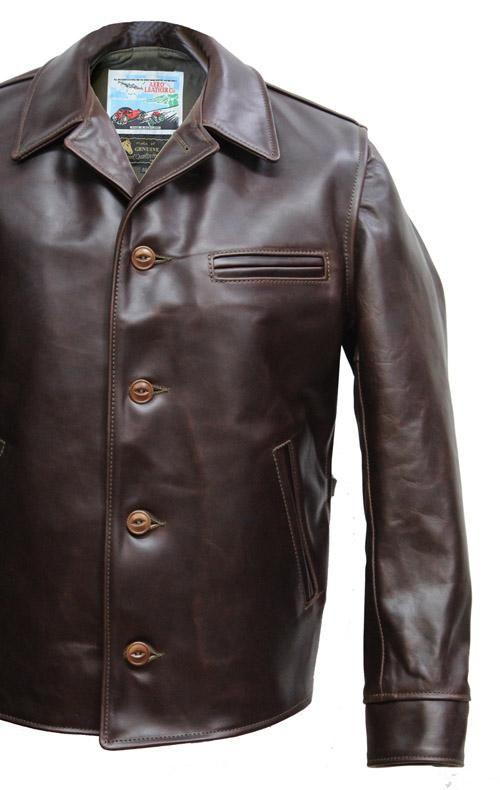 """Maxwell"" - Aero Leather, Scotland, UK"
