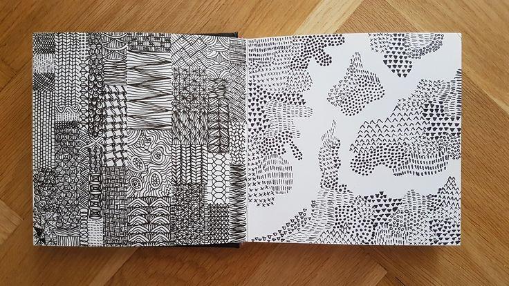 #pattern #illustration #sketch #sketchbook #ink