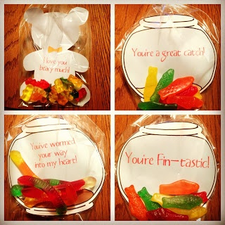 Gummy Valentines Day Cards The Orange Coffee Cup Blog