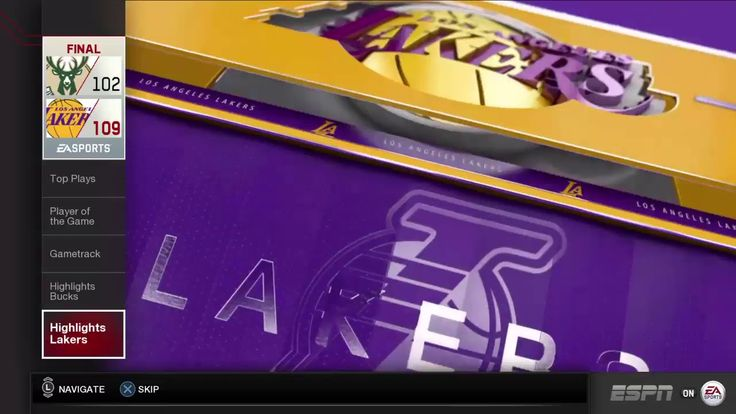 NBA Live 18 LAL Franchise #BigBallerRebuild Finals vs Bucks G3,4 Follow ...