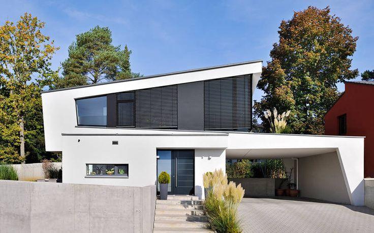 1011 Einfamilienhaus, Neubau   a.punkt architekten