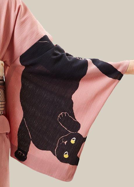 thekimonogallery: Kimono sleeve. Japan.
