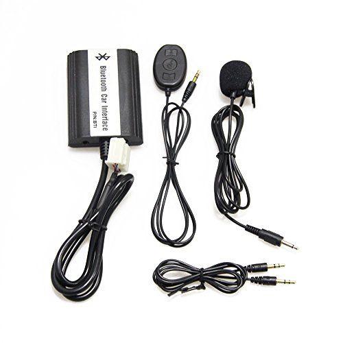 APPS2Car Peugeot Citroën RD3 Bluetooth Adaptateur AUX USB Autoradio Interface Numérique Musical Changeur CD Mains Libres Chargement USB…