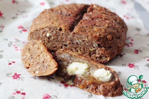 Быстрый бездрожжевой хлеб - кулинарный рецепт