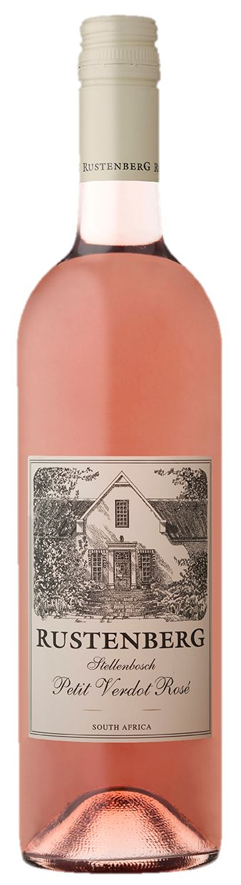 The newest edition to Rustenberg's wine portfolio, this Petit Verdot dry rosé exhibits elegant flavours of strawberries and rose water. The perfect accompaniment to a Summer day!