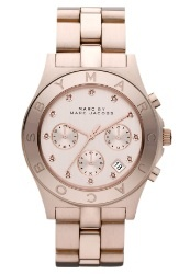 MARC BY MARC JACOBS 'Blade' Crystal Index Watch  $225.00Marc Jacobs Watches, Fashion, Style, Jacobs Blade, Marcjacobs, Gold Watches, Accessories, Stainless Steel, Rose Gold