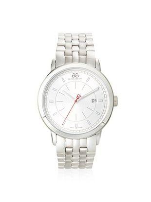 88 RUE DU RHONE Men's 87WA120064 Double 8 Origin Large Stainless Steel Watch