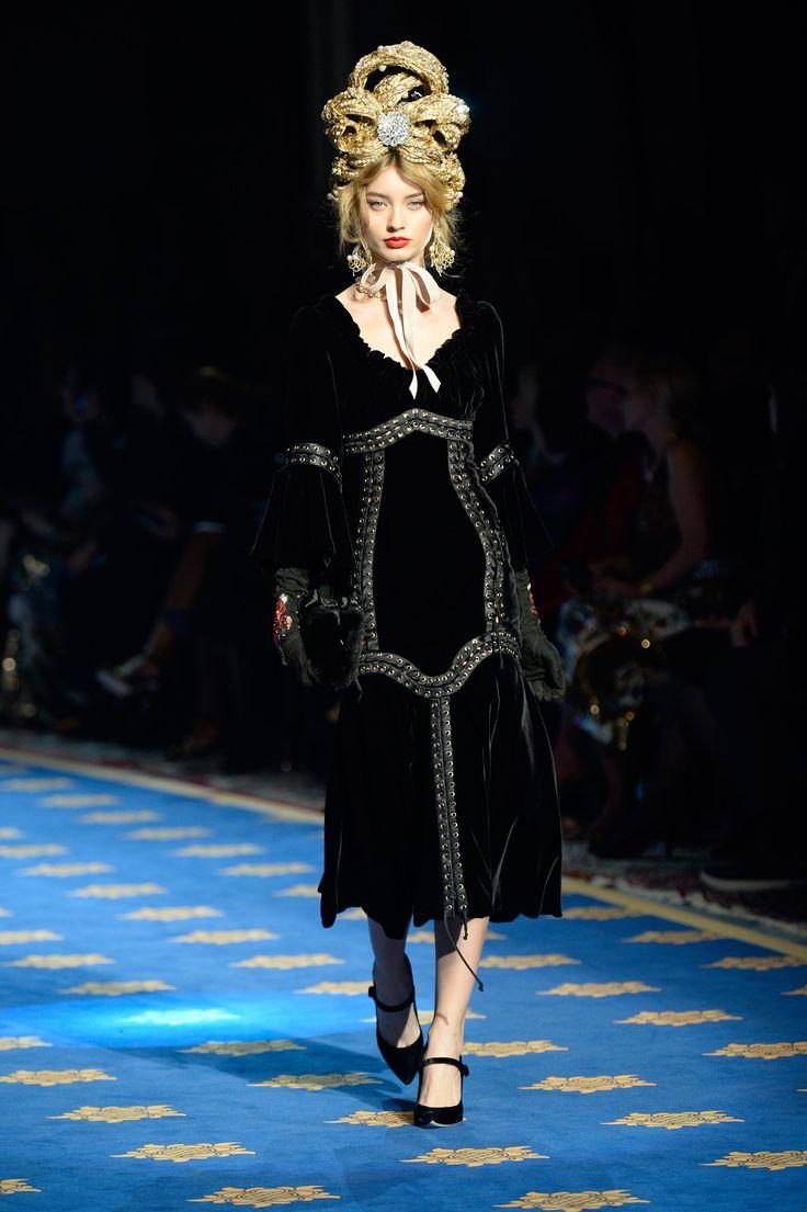 Giulia Maenza for Dolce & Gabbana SS17 Haute Couture