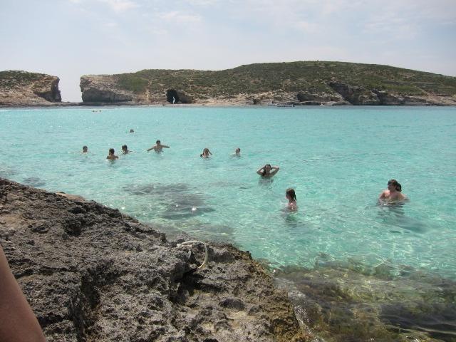 Blue Lagoon,Comino,Malta_8144