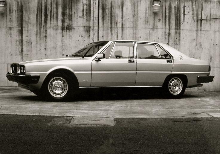 1985 Maserati Quattroporte   車