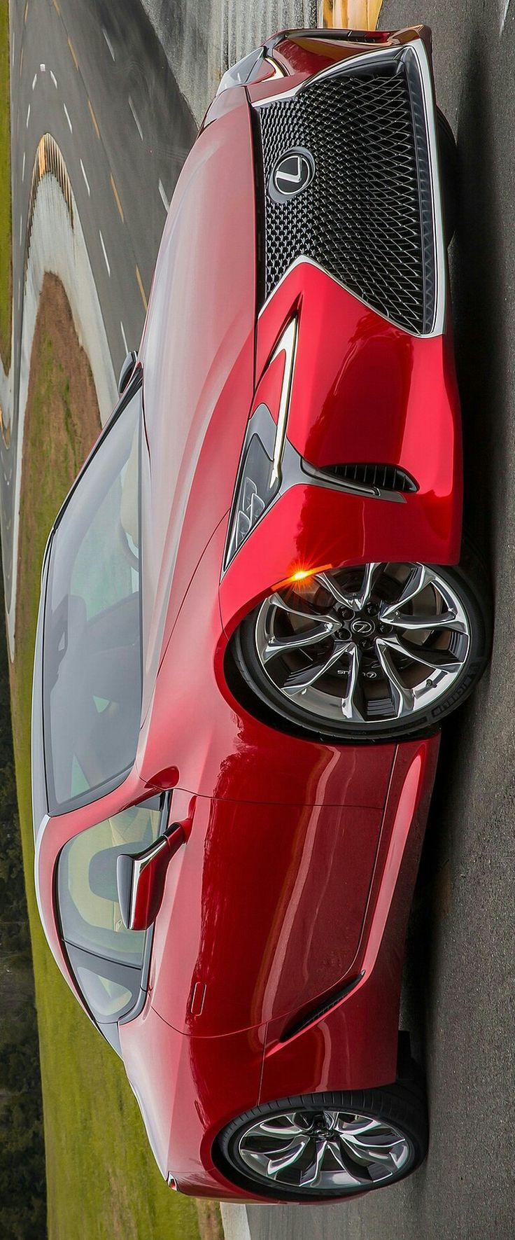 2017 Lexus LC 500 by Levon
