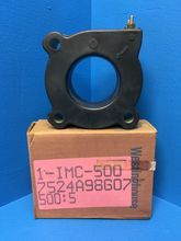 New Westinghouse 7524A98G07 Type IMC Current Transformer 500/5 NIB (MM1082-3). See more pictures details at http://ift.tt/2ctpXHh