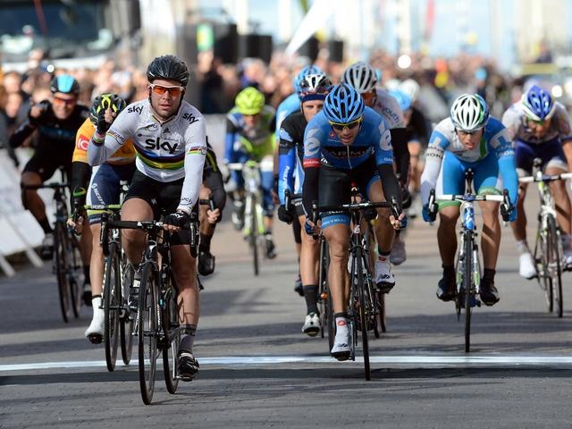 102. Tour of Britain - Stage 4: Carlisle - Blackpool [12/09/2012] Mark Cavendish