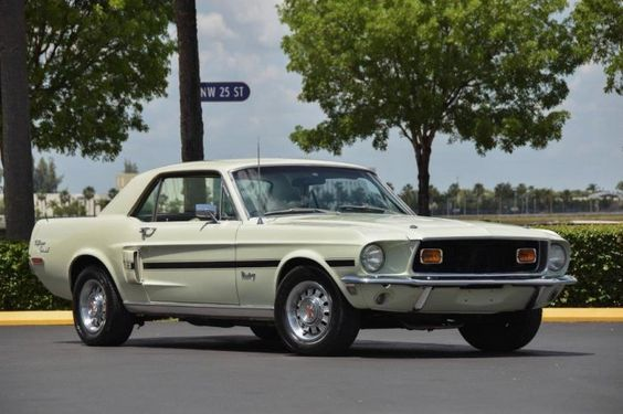 1968 Ford Mustang California Special CALIFORNIA SPECIAL for sale #1735144 - Classic 1968 Ford Mustang California Special CALIFORNIA SPECIAL for sale #1735144 $28,900. Miami, Florida. 1968 FORD MUSTANG GT CALIFORNIA SPECIAL (GT/CS) 289 4