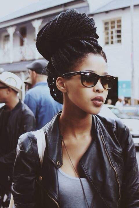 African braids                                                                                                                                                                                 Más