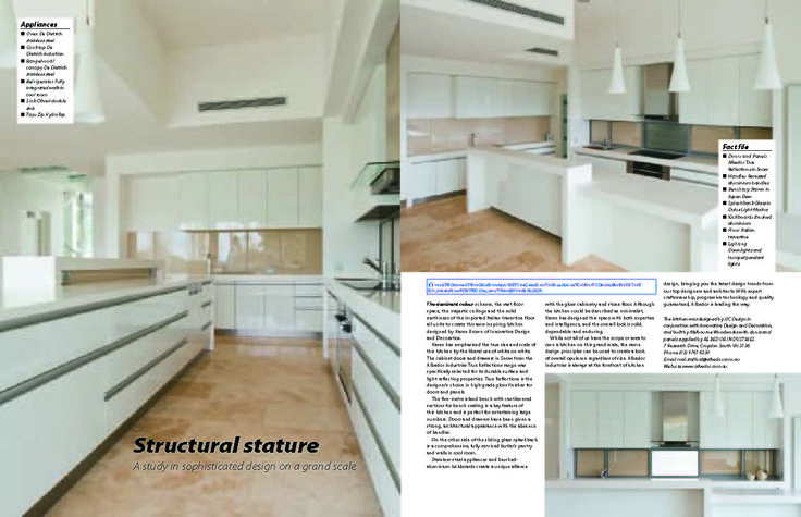 Kitchens Bathrooms Quarterly 18.2
