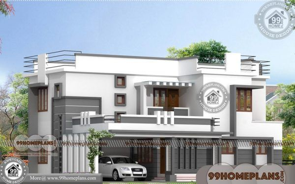 Architecture Design House Double Story Ultra Modern Home Plan P Os