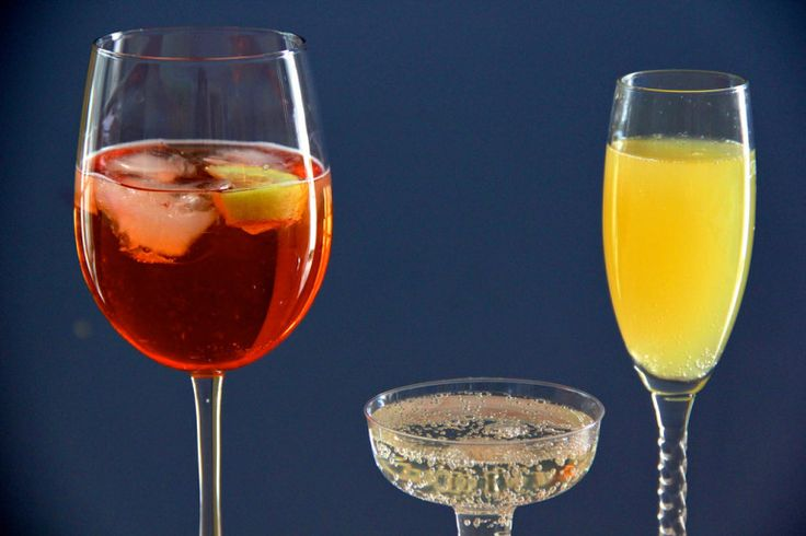 3 Drinks That'll Make You Fall in Love with Cheap Champagne