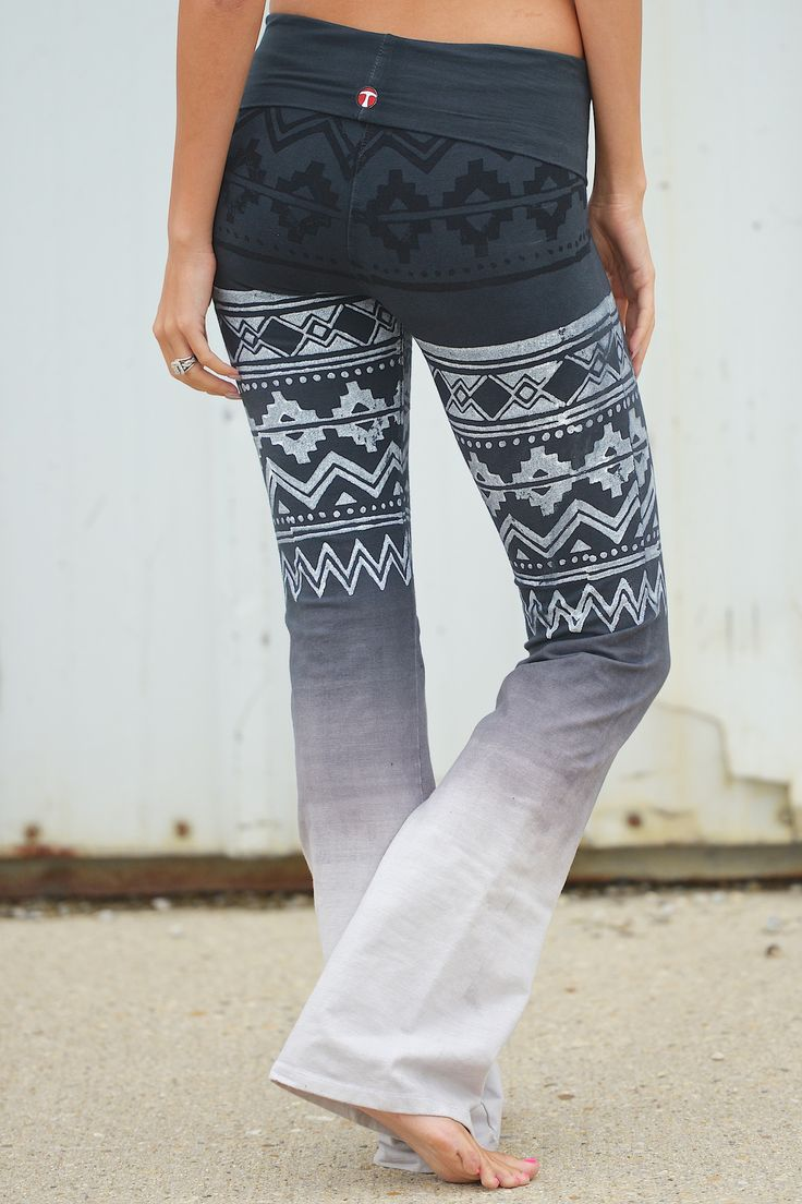 T-PARTY Stretching The Limits Yoga Pants from Closet Candy Boutique