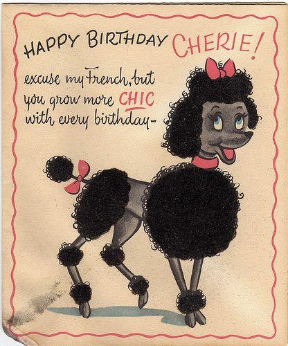 14 best images about Vintage Birthday Cards – Vintage Birthday Cards