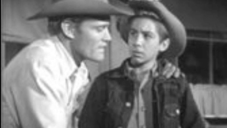 'You Should Be Here' Chuck Connors (Pa) & Johnny Crawford Family❤️