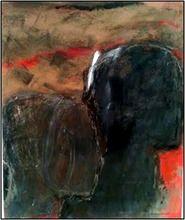 Gracia BARRIOS - Peinture - Pareja