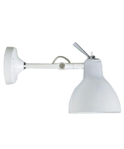 Luxy H0 Vegglampe/Taklampe Hvit - Rotaliana