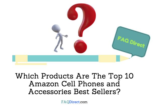 Find the top 10 Amazon Cell Phones and Accessories Best Sellers in real time. Discover the best 10 Amazon Cell Phones and Accessories in Amazon Best Sellers, and check out the most popular products in this category. Check out the product ranking from a great selection of Carrier Cell Phones, Unlocked Cell Phones, Mobile Broadband, Cell Phone Accessories, Cases, SIM Cards and Prepaid Minutes from Amazon Cell Phones and Accessories Category. The product ranking data is available real-time.