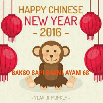 HAPPY CHINESE NEW YEAR! Selamat Tahun Baru Imlek! Semoga semua diberkahi dengan Kesehatan, Keharmonisan Keluarga dan Kesejahteraan yang melimpah. GONG XI FA CAI!