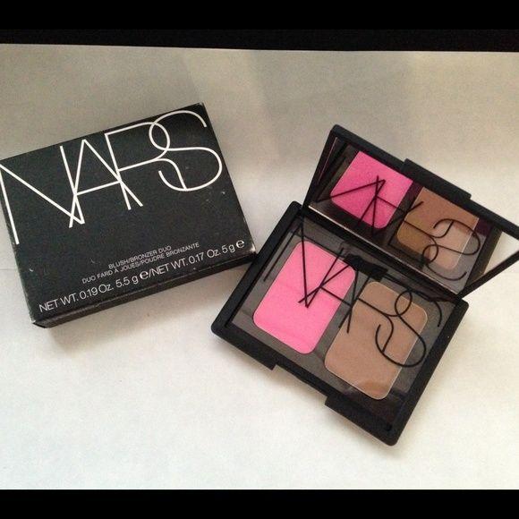 Nars duo blush bronzer Brand new nars blush bronzer duo. Desire/Laguna NARS Makeup Bronzer