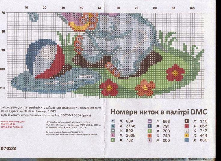 elefantino cuscino bimbi | Hobby lavori femminili - ricamo - uncinetto - maglia