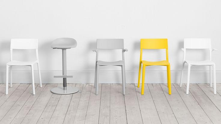 Durable, modern desk chairs