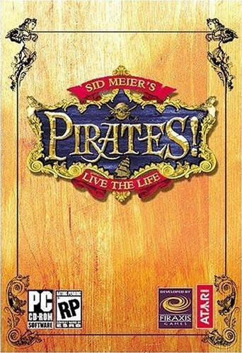 Sid Meier's Pirates - love this game