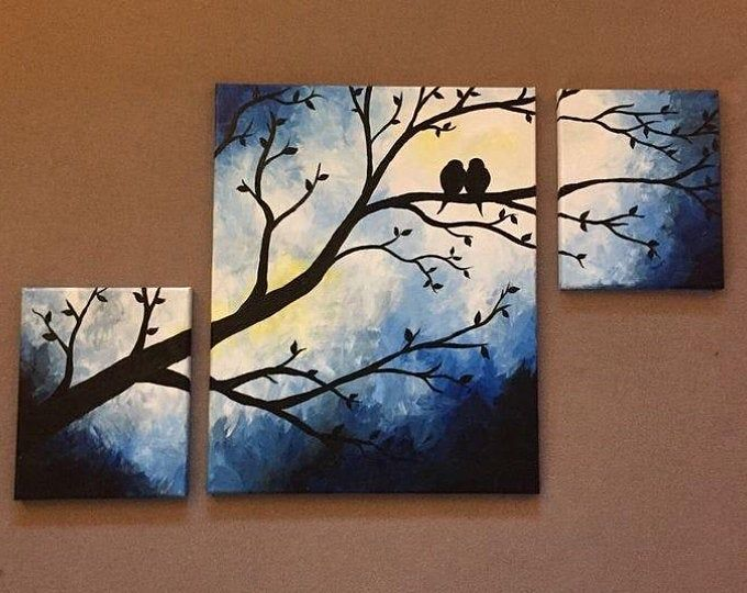 Wolf Paw A3 Print Etsy Multi Canvas Painting Multiple Canvas Paintings Canvas Art Painting