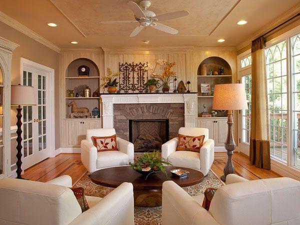 27 Unbelievable Family Room Decorating Ideas - SloDive