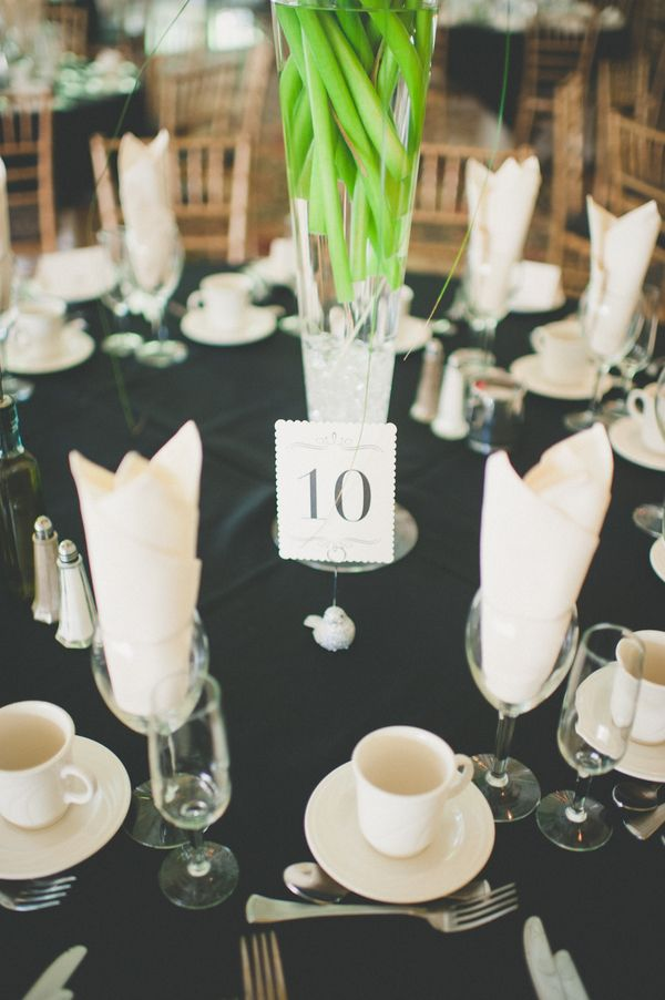 Jessica & Michael's Classic-Meets-Contemporary Wedding at The Waterview