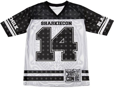 2014 SharkieCon Euro Touchdown - BANNED  **The matching Bandana is also banned**