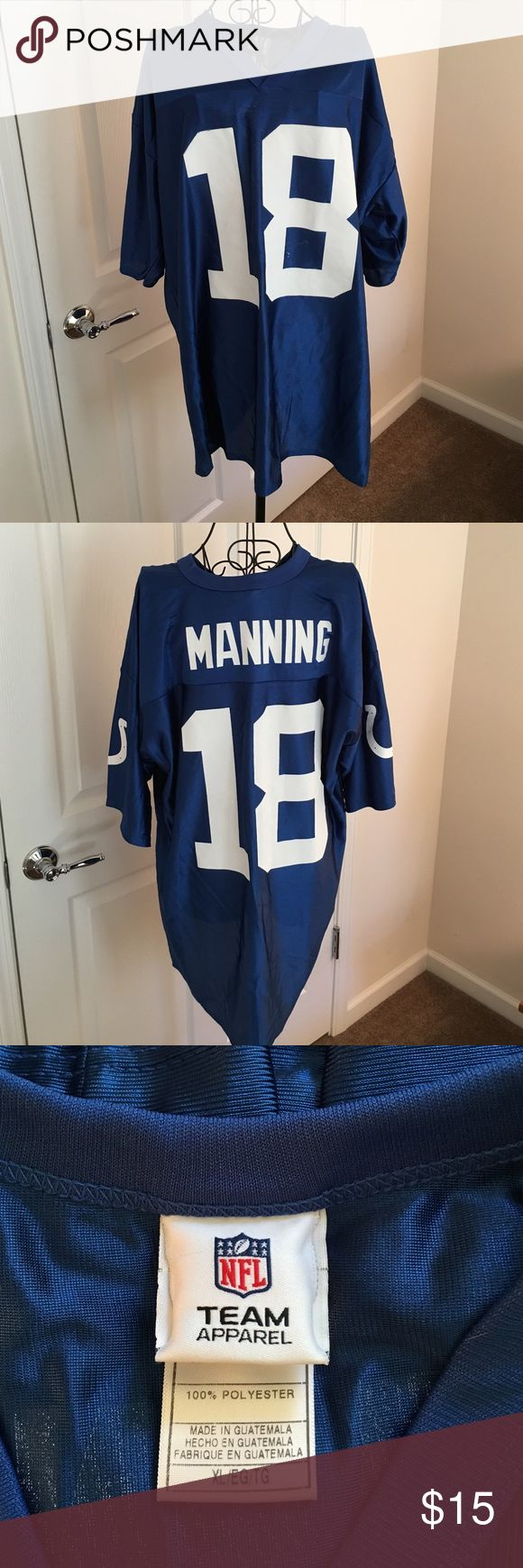 Colts bathroom decor - Colts Bathroom Decor Nfl Colts Manning Jersey