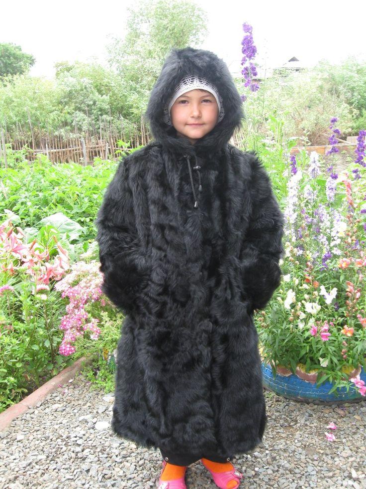 fur coats for teenage girls
