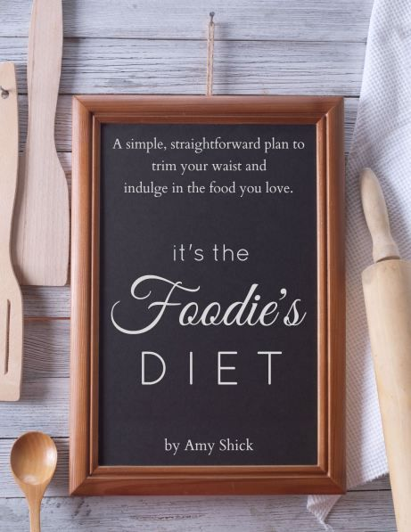 A Foodie's Diet for Me!- This book is meant to compliment the current and future recipes of Foodiesdietblog.com. To be your guide on what and how to eat, as well as strategies for dealing with every day life situations, such as date nights, parties and holidays. Things I have long struggled with. And have never found any helpful solutions to. Most diet books tell you to simply eat less. Which yes, of course. But they don't help you deal with situations that arise in our every day lives and…
