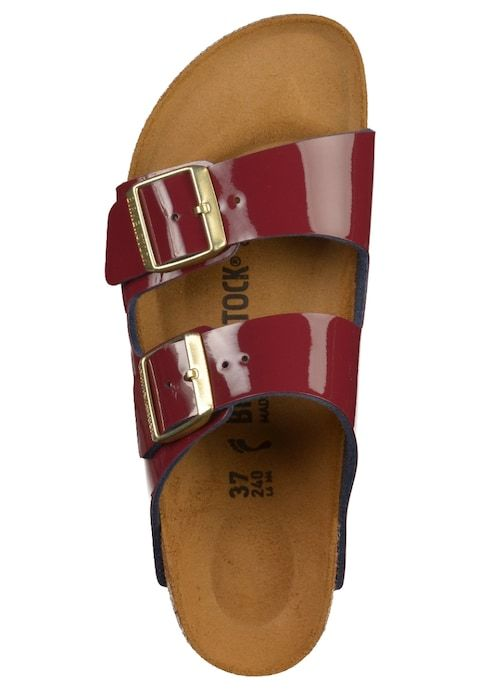 30d388016 ARIZONA - Sandaler - wine flame @ Zalando.dk 🛒 in 2019 ...