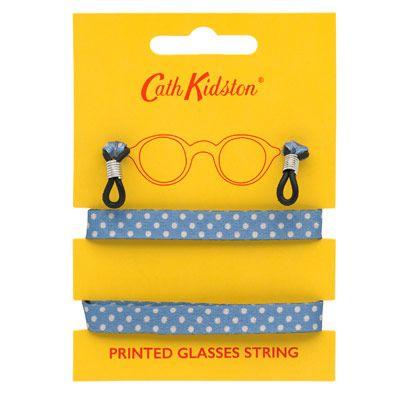Little Spot Printed Glasses String