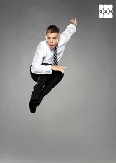 My favorite DwtS choreographer....Derek is fabulous!