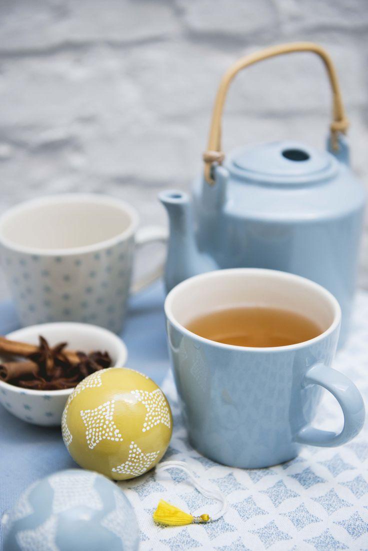 #Christmas #tea | Dille & Kamille