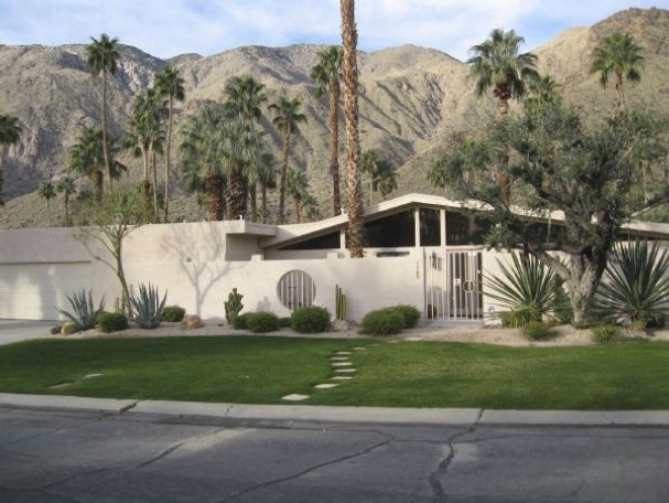 Palm Springs mid-century