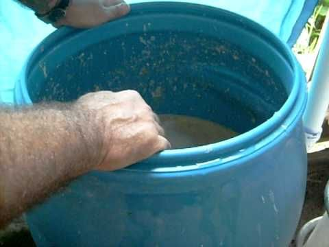 How to make the best corn mash for moonshine part-2